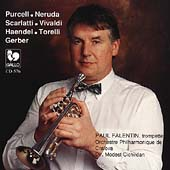 Purcell, Neruda, et al: Trumpet Concertos / Paul Faletin