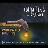 Counting Crows: Underwater Sunshine [Bonus CD] [Bonus Tracks] [Digipak] *