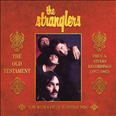 The Stranglers: The  Old Testament: The U.A. Studio Recordings (1977-1982)
