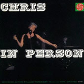 Chris Connor (Vocals): Chris in Person [Limited Edition] [Remastered]