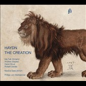 Haydn: The Creation / Ida Falk Winland, Andrew Staples, David Stout, Robert Davies