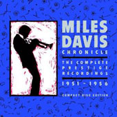 Miles Davis: Prestige Recordings [International Version] (Box)