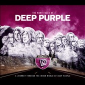 Deep Purple (Rock): The Many Faces of Deep Purple [Digipak]