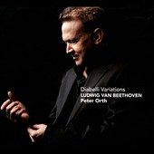 Beethoven: Diabelli Variations / Peter Orth (piano)