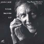 John Cage Edition - The Piano Works Vol 3 / Stephen Drury