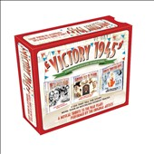 Various Artists: Victory 1945 - A Musical Tribute to the War Years