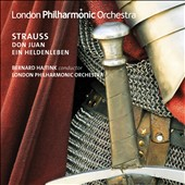 Haitink conducts Strauss: Don Juan; Ein Heldenleben / London PO; Haitink