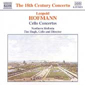 Hofmann: Cello Concertos / Hugh, Northern Sinfonia
