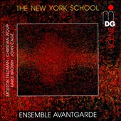 New York School: Feldman, Cage, Wolff, Brown / Ensemble Avantgarde