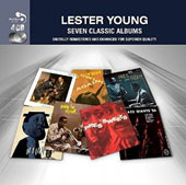 Lester Young (Saxophone): 7 Classic Albums