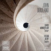 John Dowland: 'Awake Sweet Love - Songs of Dark Desire' / David Munderloh, tenor; Julian Behre, lute