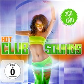 Various Artists: Hot Club Tracks [CD/DVD] [Box]