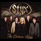 Styx: Live at the Orleans Arena, Las Vegas [7/24] *