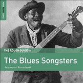Various Artists: The  Rough Guide to the Blues Songsters [Slipcase]