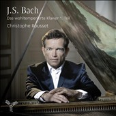 J.S. Bach:The Well-Tempered Clavier - Book 1 / Christophe Rousset, harpsichord