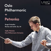 Prokofiev: Romeo and Juliet, Op. 64 / Vasely Petrenko, Oslo Philharmonic Orchestra
