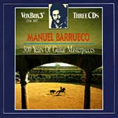 Manuel Barrueco - 300 Years of Guitar Masterpieces