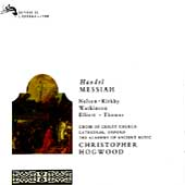 Handel: Messiah / Hogwood, Academy of Ancient Music