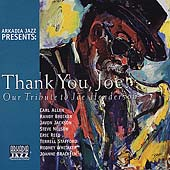 Arkadia Jazz All-Stars: Thank You, Joe!: Our Tribute to Joe Henderson *