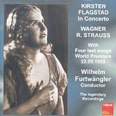 R. Strauss: Four Last Songs / Kirsten Flagstad, Set Svanholm