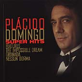 Plácido Domingo - Super Hits / New York Philharmonic, et al