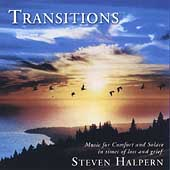 Steven Halpern: Transitions