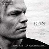 Open - Xenakis, Cage, et al / Hans-Kristian Kjos Sorensen