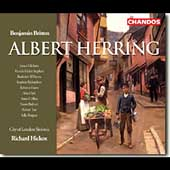 Britten: Albert Herring / Hickox, Gilchrist, Stephen, et al