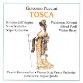 Paperback Opera - Puccini: Tosca / Quadri, dall'Argine, etc