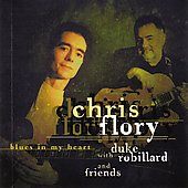 Chris Flory: Blues in My Heart