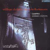 Campra: Grands Motets / Christie, Les Arts Florissants