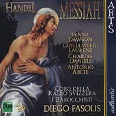 Handel: Messiah / Fasolis, Dawson, Laurens, et al