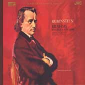 Brahms: Sonata in F minor, Intermezzo, etc / A. Rubinstein