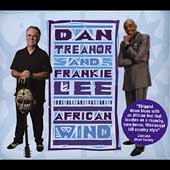 Dan Treanor: African Wind [Digipak]