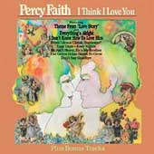 Percy Faith & His Orchestra: I Think I Love You [Bonus Tracks]