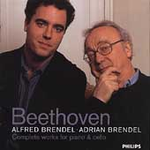 Beethoven: Complete Works for Piano & Cello / Brendel, et al