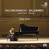 Rachmaninov, Taneyev, Liadov, Balakirev / Olga Kern