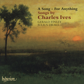 A Song for Anything - Songs by Charles Ives / Finley, Drake