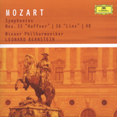 The Mozart Collection - Symphonies / Bernstein, Vienna PO