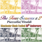 The Four Seasons x 2 Vivaldi/Piazzolla