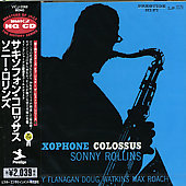 Sonny Rollins: Saxophone Colossus [Remaster]