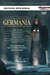 Franchetti: Germania / Palumbo/Berlin Deutsche Opera House [DVD]
