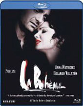 Puccini: La Boheme (the Film) / Netrebko, Villazon, De Billy, Dornhelm [Blu-Ray]