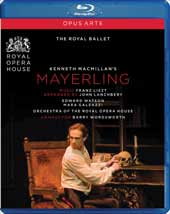 Liszt: Mayerling / Royal Ballet, ROH Orch., Wordsworth [Blu-Ray]