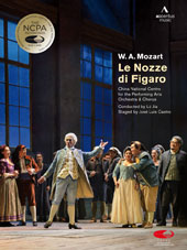 Mozart: The Marriage of Figaro / China National Centre for the Performing Arts, Lu Jia (live, 2014) [2 DVD]