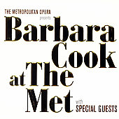 Barbara Cook (pop vcl): Barbara Cook at the Met with Special Guests
