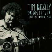 Tim Buckley: Dream Letter: Live in London 1968