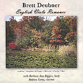 English Viola Romance / Brett Deubner
