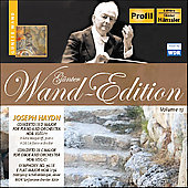 G&#252;nter Wand Edition - Haydn: Piano Concerto in D major, etc