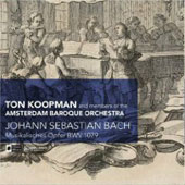 Bach: Musikalisches Opfer BWV 1079 / Ton Koopman, et al